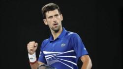 Djokovic derrotó al debutante absoluto Berrettini, en el primer partido de singles del 50° Masters final de la ATP.