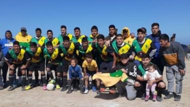El equipo de Deportivo Río Chubut se consagró campeón tras vencer por penales a Defensores del Parque.