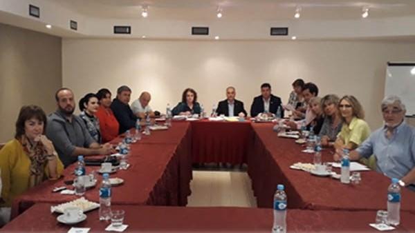 Se realizó la reunión para renovar la comisión Directiva de la Cámara de Turismo de Chubut