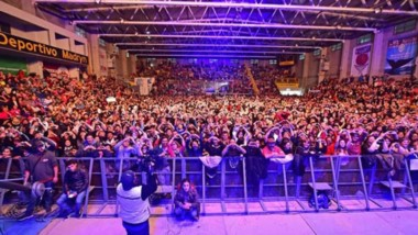 Orgullo madrynense. La Fiesta del Cordero se proyecta a nivel país.