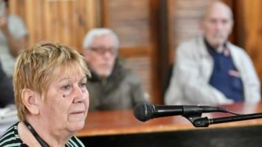 Hilda Fredes relató el padecimiento de las horas de búsqueda tras la desaparición de su esposo.