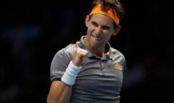 En el Grupo Borg, el jueves habrá Federer-Djokovic, en duelo inédito por un cupo en semifinales de Londres.