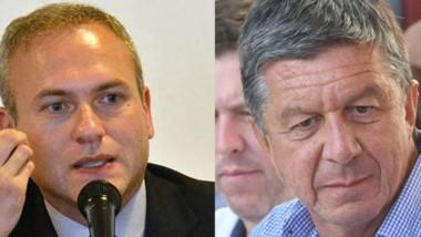 Alesi le dejó un duro texto en su perfil a Gustavo Menna. La respuesta de Menna incluyó hasta al mismo ministro Antonena.