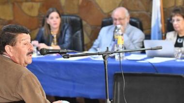 Dudas. Antón, policía retirado, tuvo dudas cuando debió explicar su papel en los días de la desaparición.