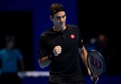 Eenorme victoria de Roger ante Nole para avanzar a semifinales.
