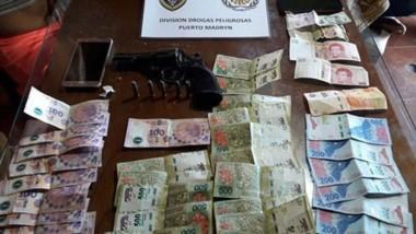 Los trabajos de investigación dieron resultados positivos con las detenciones y el secuestro de droga.