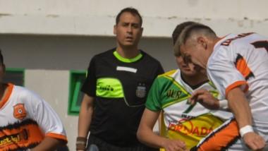 Daniel Quevedo será el árbitro del partido a jugarse en Puerto Madryn el próximo domingo a las 16.