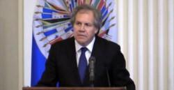 El uruguayo Luis Almagro, efe de la OEA fue expulsado del Frente Amplio. Su