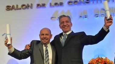 """Nueva fórmula. Sastre llega con """"volumen político"""" para fortalecer la gestión que se viene."""