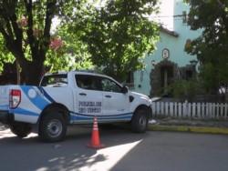 La llegada de la policía evitó un desenlace peor