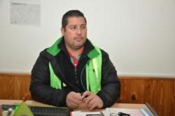 Cristian Peña, en pasó de responsable de Guardia Urbana, a titular de la Agencia de Seguridad y Prevención de la Municipalidad de Trelew, en julio de 2019