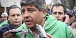 El secretario adjunto de Camioneros, Pablo Moyano, aseguró que su sindicato reclamará un bono de 20 mil pesos para fin de año.
