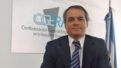 Marcelo Fernández, presidente de CGERA.