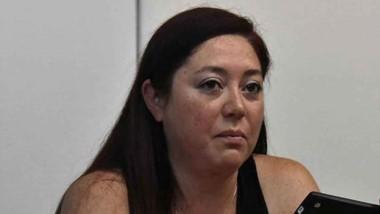 Vanesa Cabrera, secretaria de Hacienda.
