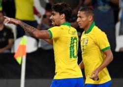 Tras el enojo de Rivaldo, Paquetá respondió con gol: así celebró el 10 de Brasil el 1-0 contra Corea del Sur.