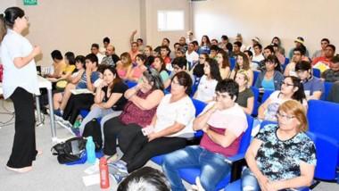 Alrededor de 70 personas comenzaron el  nuevo curso.