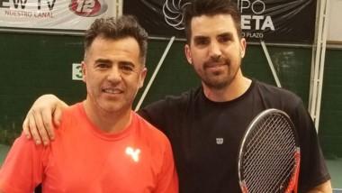 La dupla Calderón-Tincoff serán participantes del  interclubes en Madryn.