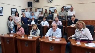 """Xenia Gabella destacó el """"espacio de participación"""" logrado."""