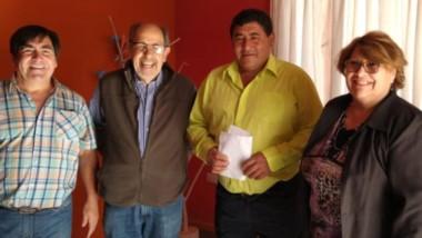 En total 46 productores participaron de la última capacitación y recibieron sus correspondientes diplomas.