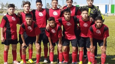 El equipo de la Liga del Valle quedó en la segunda posición de su grupo.