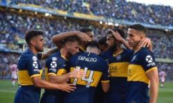 Boca, inmerso en un tenso clima político por las inminentes elecciones, buscará mañana abstraerse y enfocarse en defender la punta de la Superliga.
