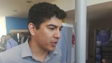 A contrarreloj. Damián Hueicha, de Juventud, confirmó que trabajan en cubrir la demanda educativa.