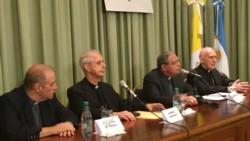 La Iglesia argentina salió al cruce de los dichos del ex embajador en El Vaticano Eduardo Valdés sobre el aborto y advirtió que