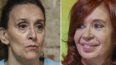 Michetti aceptará que Cristina le tome juramento como presidente a Alberto Fernández