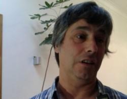 Sergio Ramón, subsecretario de Servicios Públicos de Chubut,