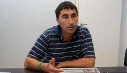 Javier Roldán, el Intendente de Puerto Pirámides