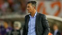 Mario Sciacqua dejó de ser el entrenador del Patrón, luego de la reunión que tuvo con los dirigentes.