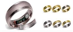 El anillo enviará una serie de actualizaciones sobre las rutas transitadas por la pareja, así como una copia de los mensajes y archivos recibidos en su teléfono móvil.