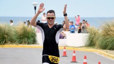 Parra fue el ganador de la primera fecha en Las Grutas. El próximo domingo se corre la segunda en Trelew.