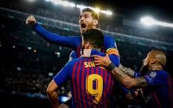 Messi cumplirá 700 partidos en Barcelona ante Borussia Dortmund y si mete un doblete, llegará a los 700 gritos en su carrera.
