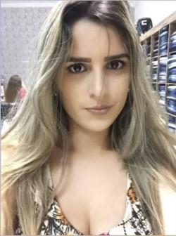 Renata Ranyelle Almeida, de 23 años.
