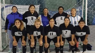 Comenzó a desarrollarse el futsal femenino en Argentinos del Sur.