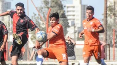 Floja campaña. El equipo portuario fue eliminado del Clasificatorio Patagónico en la fase de grupos.