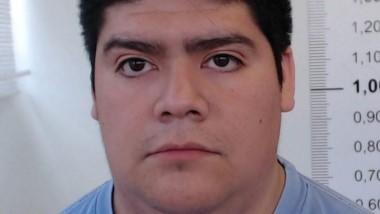Fernando Calfunao. Detenido.