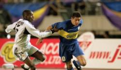 Se cumplen 19 años de una de las victorias más trascendentes de Boca: la victoria ante Reral Madrid en la final Intercontinental con un Riquelme brillante.