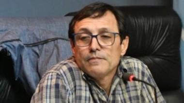 Daniel Boillos, presidente del Concejo Deliberante de Rawson.