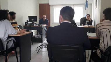 Marcos Cerón continuará detenido por cuatro meses a pesar del pedido de la defensora Viviana Barillari.