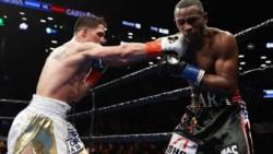 El argentino no tuvo piedad con el nigeriano en esta pelea sin título que se desarrolló en el MGM National Harbos.