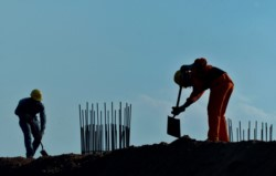 Son seis las muertes laborales contabilizadas en San Luis en el mes noviembre.