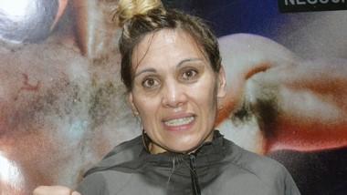 """Claudia ,""""La Chica 10""""  Lopez será  protagonista de la pelea de fondo"""