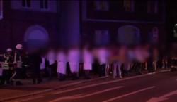 Una fiesta que acabó mal. Unos 300 swingers fueron evacuados en plena orgía sexual por una fuga de monóxico.