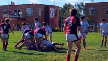 En las instalaciones de Puerto Madryn RC, se desarrollaron diversas actividades vinculadas al rugby.
