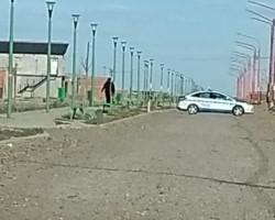 El brutal crimen conmocionó a la localidad santacruceña