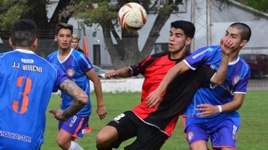 Gaiman FC venció en la primera fase a J.J. Moreno, que en dicha ocasión alineó suplentes al estar clasificado.