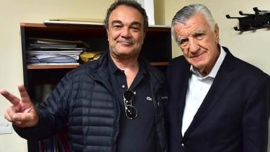 Rogelio González tras tras el encuentro del martes con Gioja.