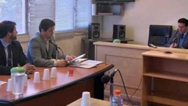 El fiscal Fidel González dio ayer detalles sobre lo acontecido hace más de diez años en Corcovado.
